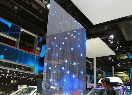 武汉透明屏的常见种类一一概述